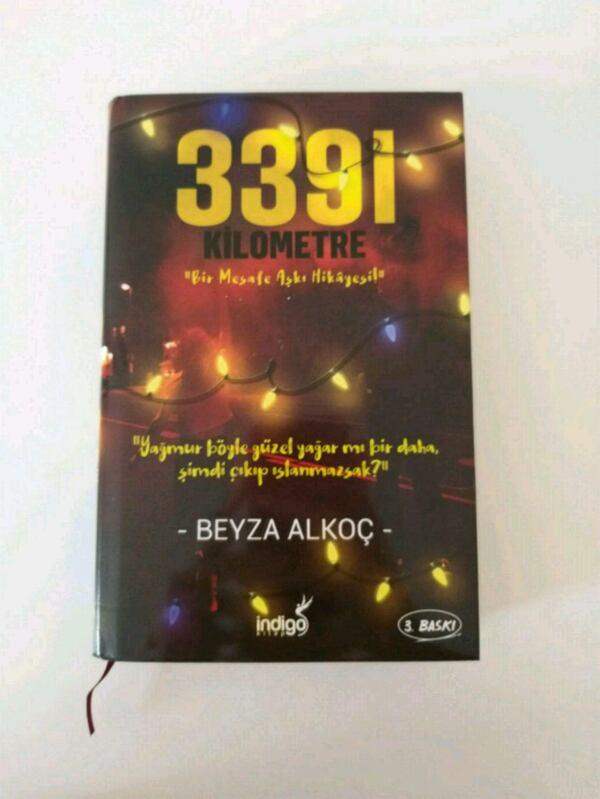3391km Kitap Alıntıları