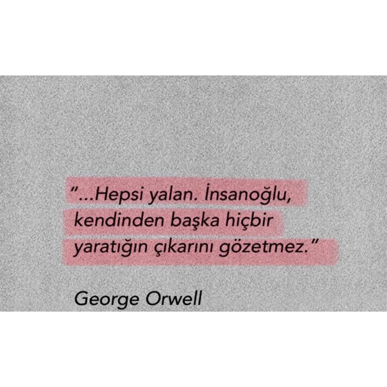 George Orwell – Hayvan Çiftliği