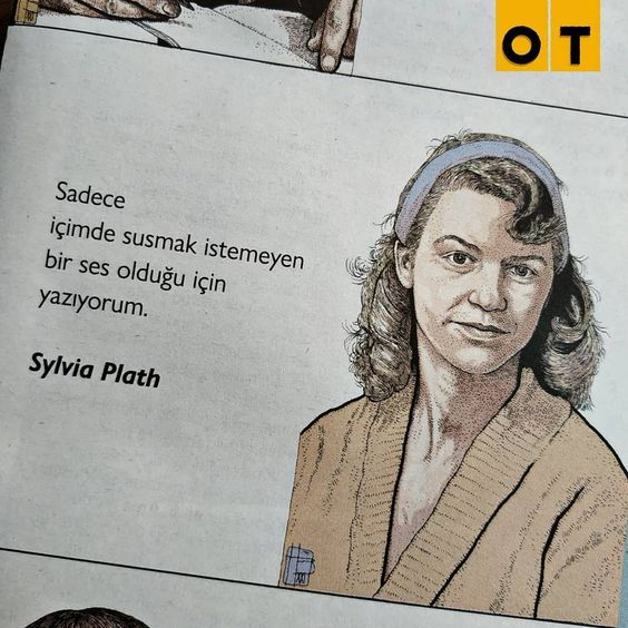 Sylvia Plath – Günlükler