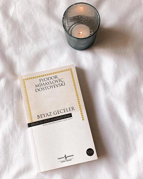 Beyaz Geceler Kitap Alıntıları – Dostoyevski