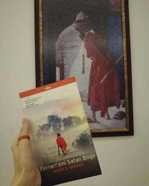 Ferrari'sini Satan Bilge Kitap Alıntıları – Robin Sharma