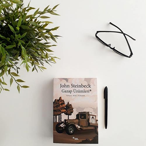 Gazap Üzümleri Kitap Alıntıları – John Steinbeck
