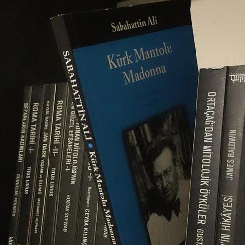 Kürk Mantolu Madonna Kitap Alıntıları – Sabahattin Ali
