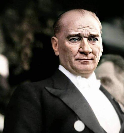 Mustafa Kemal Atatürk: Benim kahramanlarım…