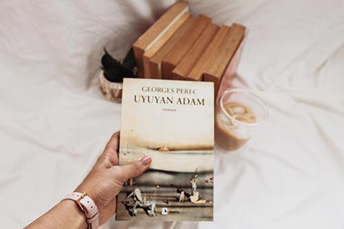 Uyuyan Adam Kitap Alıntıları – Georges Perec