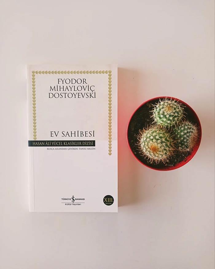 Ev Sahibesi Kitap Alıntıları – Fyodor Dostoyevski