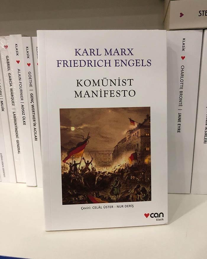 Komünist Manifesto Kitap Alıntıları – Karl Marx