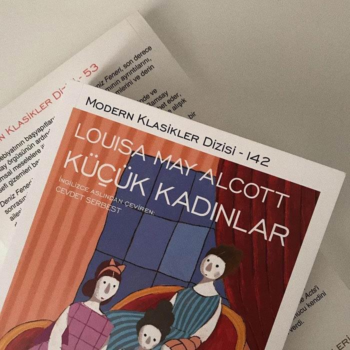 Küçük Kadınlar Kitap Alıntıları – Louisa May Alcott