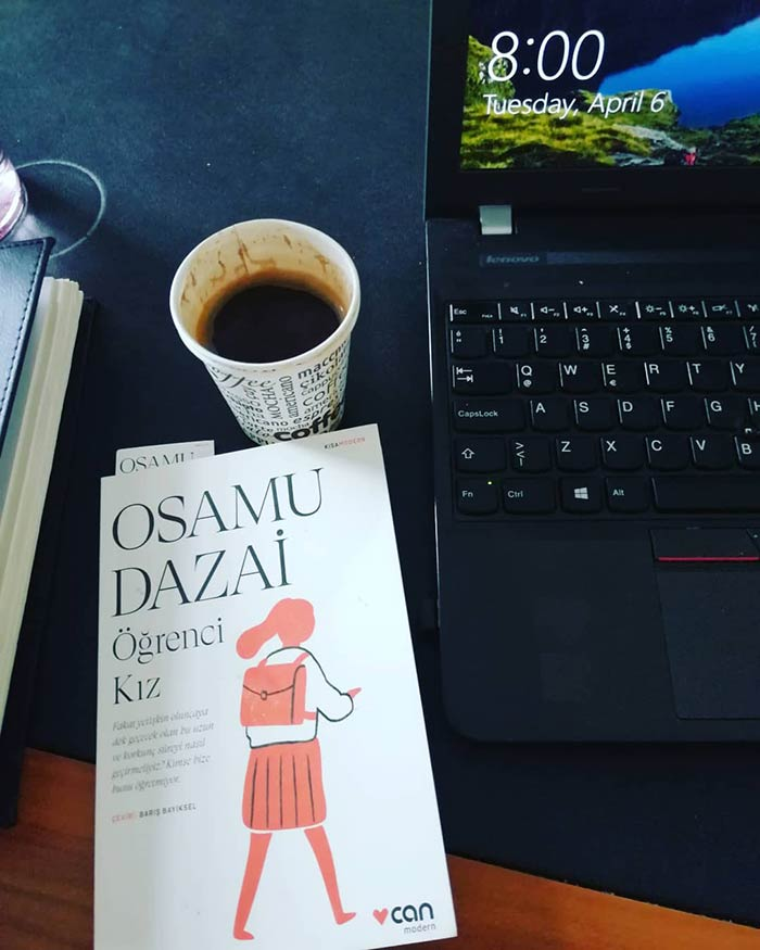 Öğrenci Kız Kitap Alıntıları – Osamu Dazai