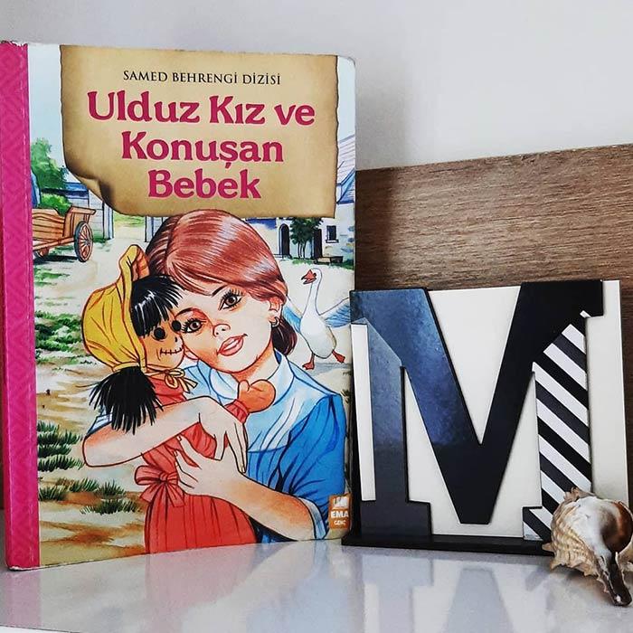 Ulduz Kız'ın Konuşan Bebeği Kitap Alıntıları – Samed Behrengi