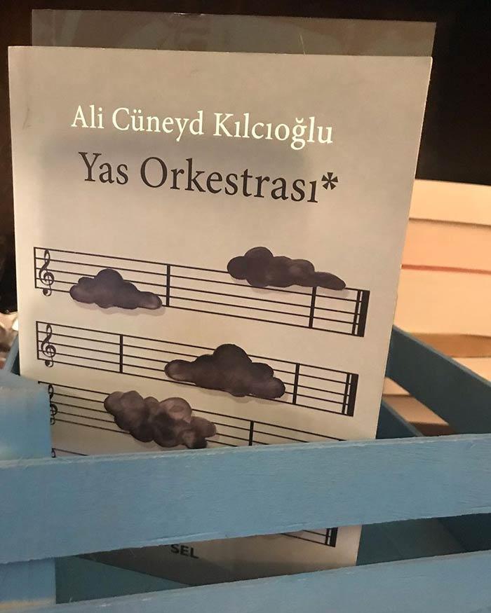 Yas Orkestrası Kitap Alıntıları – Ali Cüneyd Kılcıoğlu